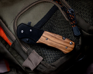 "Pocket Knives - ""The Beast"""