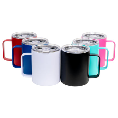 12oz Coffee Mug - Colors