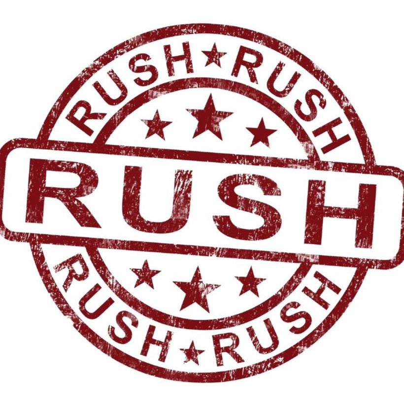 Rush Processing (24 business hours)