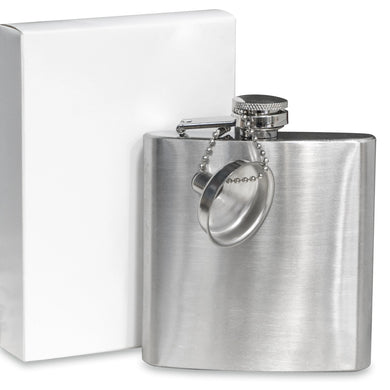 Flask with Funnel