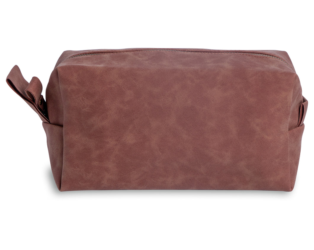 Leatherette Toiletry Bag - Gift - 18500 Flo Points
