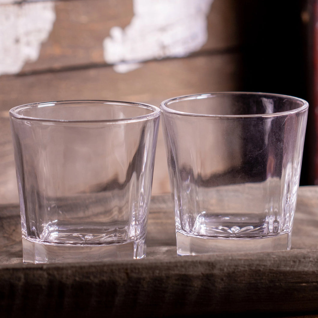 Whiskey Rock Glasses