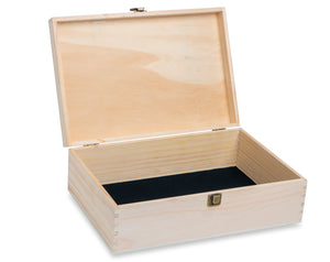 Wood Memory Boxes - XL Size
