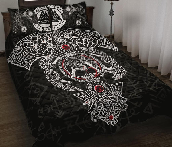 Viking Quilt Set HNQVK0001