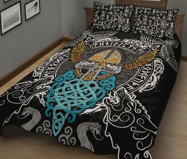 Viking Quilt Set HNQVK0003