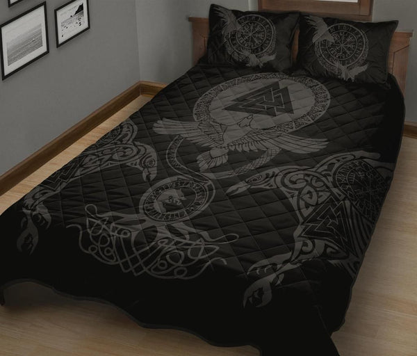 Viking Quilt Set HNQVK0004