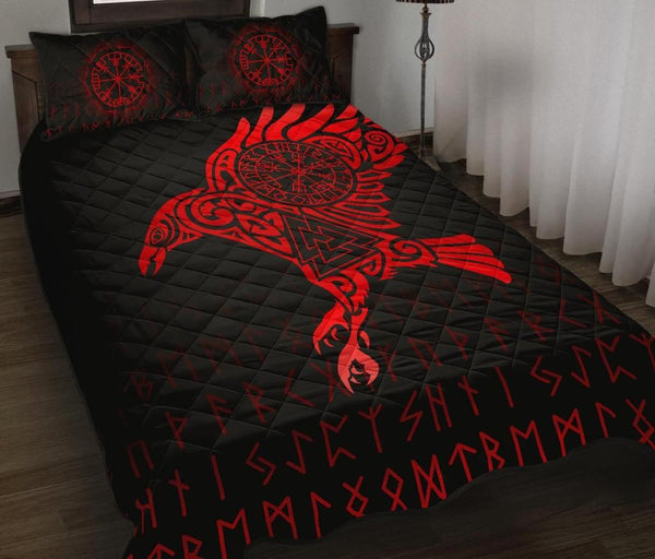 Viking Quilt Set HNQVK0008