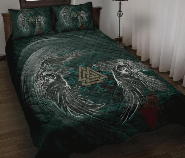 Viking Quilt Set HNQVK0011