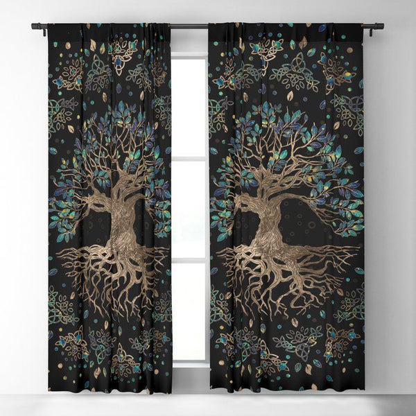 Viking Window Curtain HNCVK0001