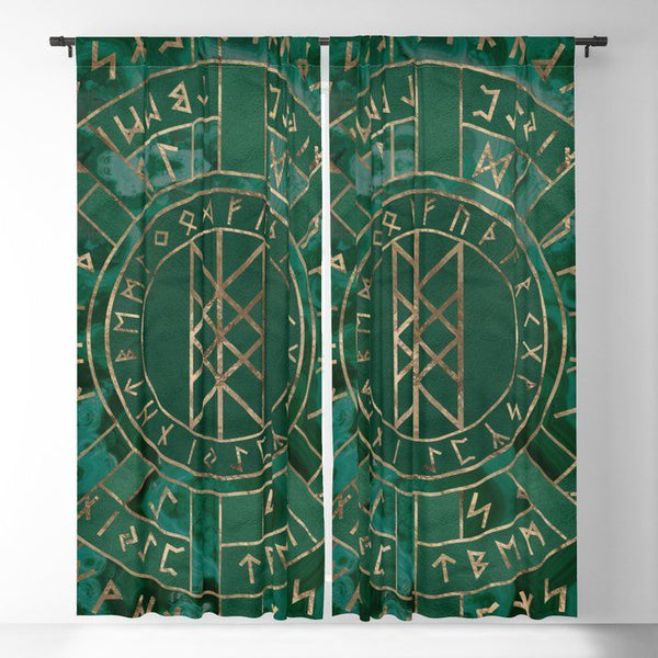 Viking Window Curtain HNCVK0003