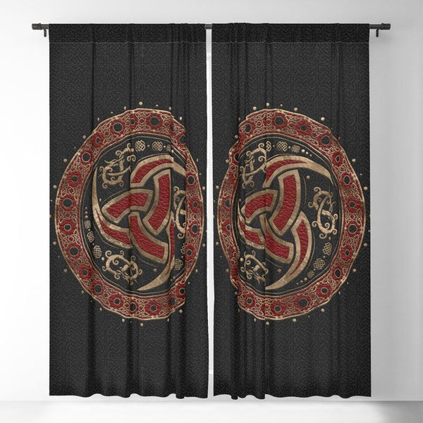 Viking Window Curtain HNCVK0005