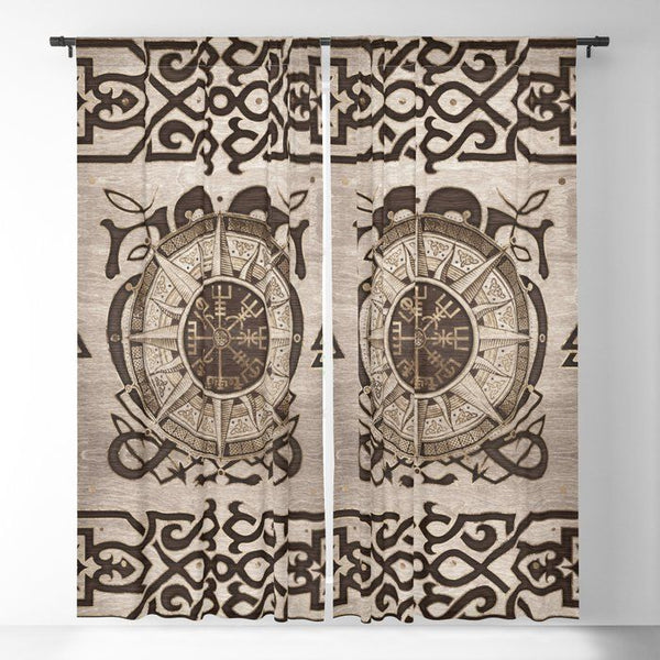 Viking Window Curtain HNCVK0010