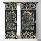 Viking Window Curtain HNCVK0013