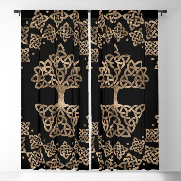 Viking Window Curtain HNCVK0017
