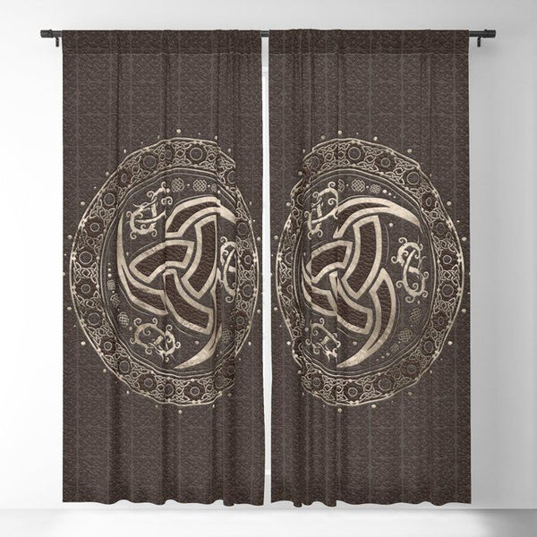 Viking Window Curtain HNCVK0018