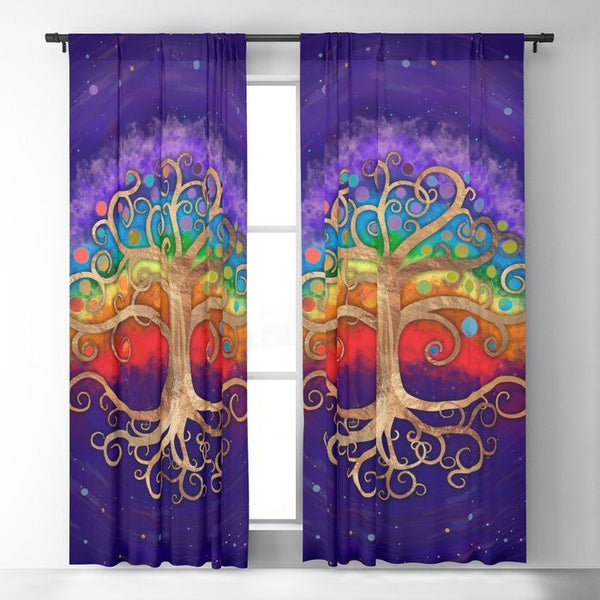 Viking Window Curtain HNCVK0020