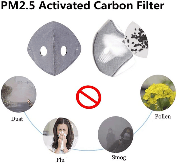 Viking 02 Filter Activated Carbon PM 2.5 FM HNSF0002