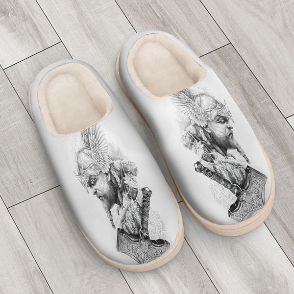 Viking Slippers - TCSL0016