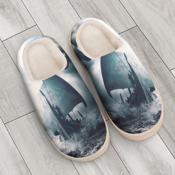 Viking Slippers - TCSL0017