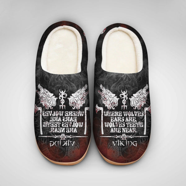 Viking Slippers - TCSL0023