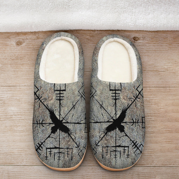 Viking Slippers - TCSL0028
