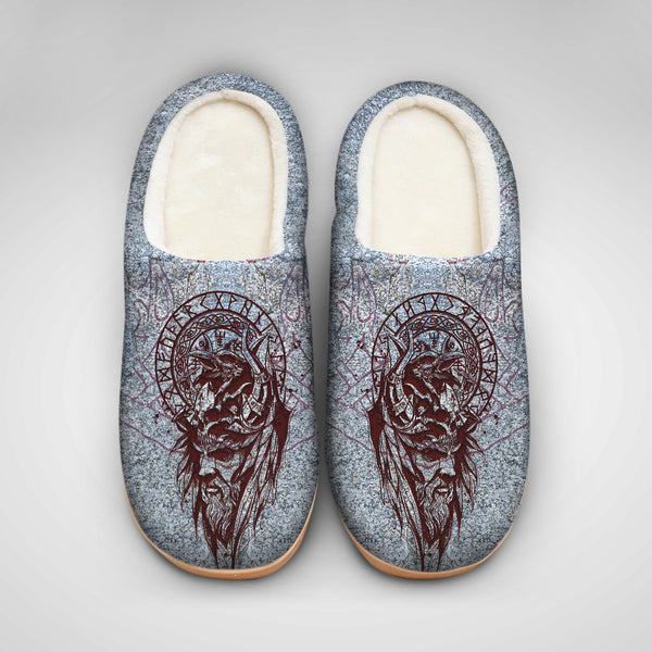 Odin Viking Slippers - TCSL0030