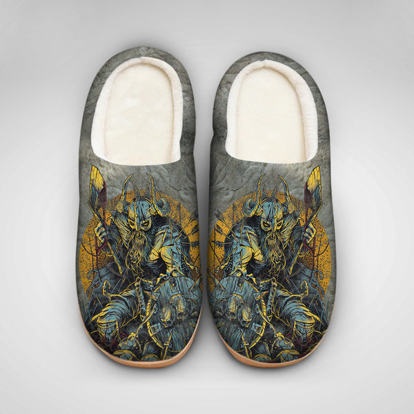 Viking Slippers - TCSL0029
