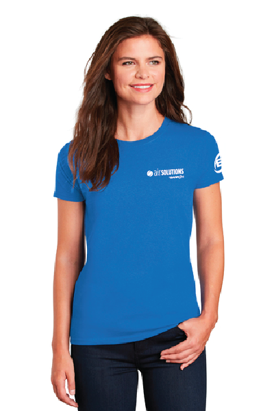 Air Solutions - Ladies Ultra Cotton® 100% Cotton T-Shirt