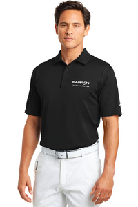 Improving Lives Nike Tech Basic Dri-FIT Polo (Black, Navy)