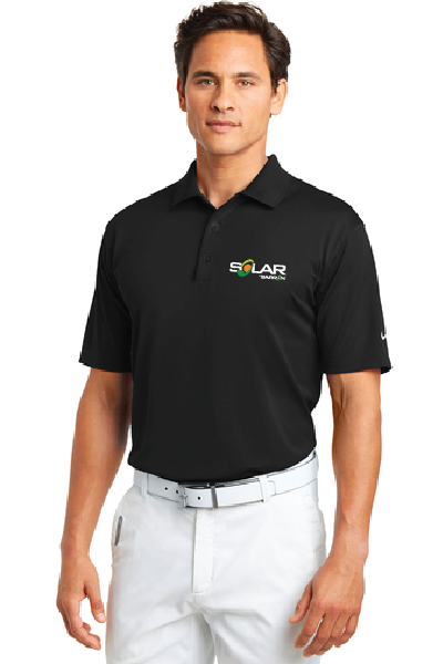 Solar Nike Tech Basic Dri-FIT Polo