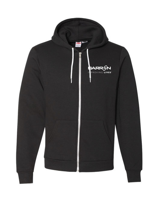 American Apparel ® USA Collection Flex Fleece Zip Hoodie