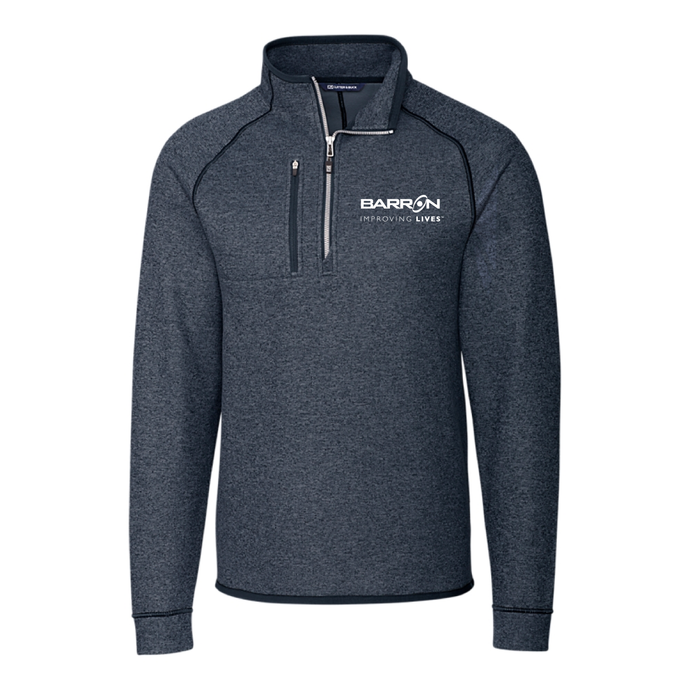 Mainsail Half-Zip by Cutter & Buck