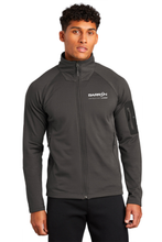 Load image into Gallery viewer, The North Face ® Mountain Peaks Full-Zip Fleece Jacket