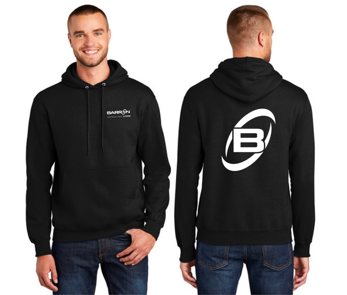 Improving Lives Pullover Hooded Sweatshirt