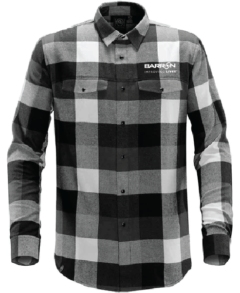 Men's Logan Snap Front Plaid Shirt