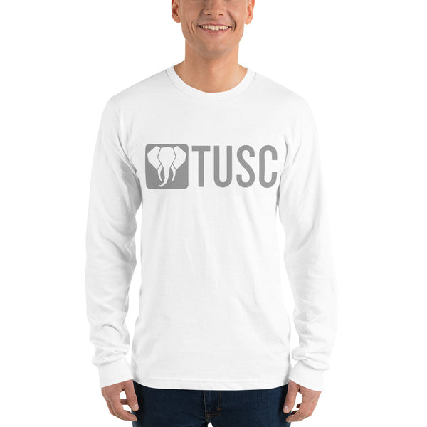 Long Sleeve Shirt - Gray Logo (multiple colors available)