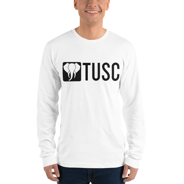 Long Sleeve Shirt - Black Logo (multiple colors available)