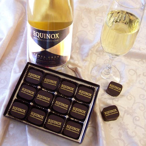 """Champagne"" Chocolates"