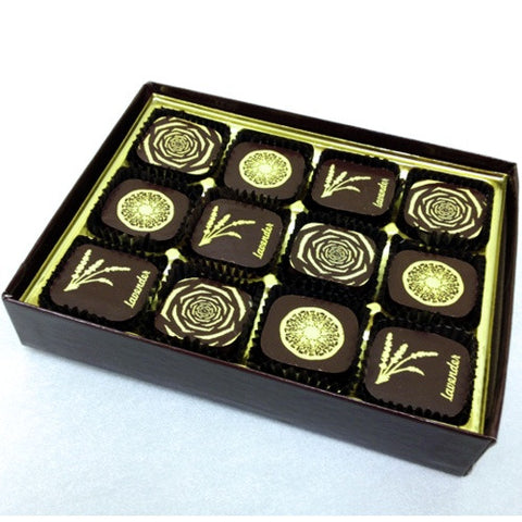 Olive Oil Chocolates