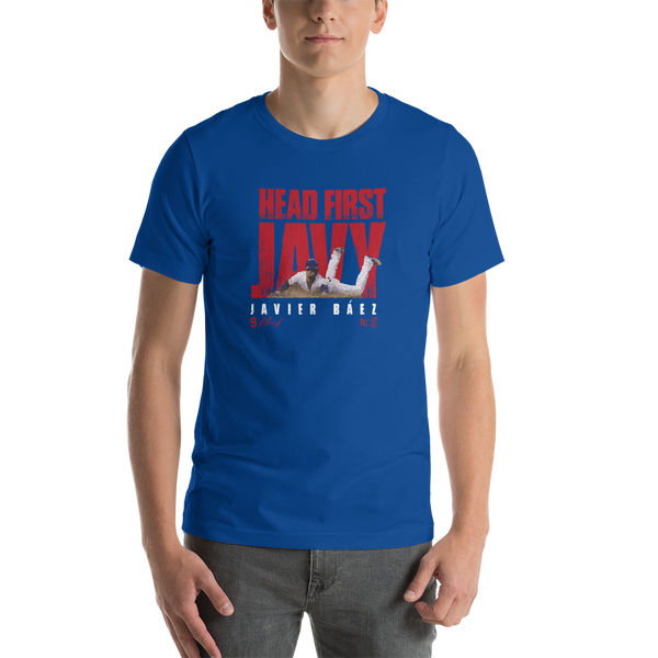 Javy Baez Head First T-Shirt