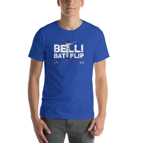 Cody Bellinger Bat Flip T-Shirt