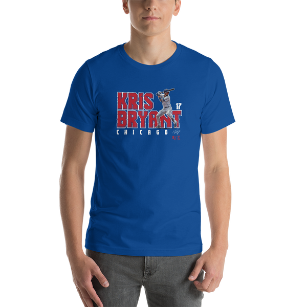 Kris Bryant Batting Stance T-Shirt