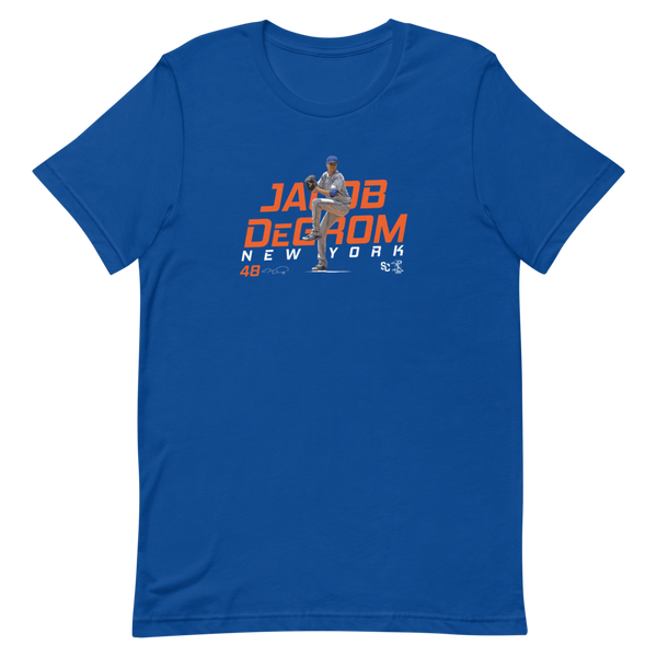 Jacob Degrom Wind-Up T-Shirt