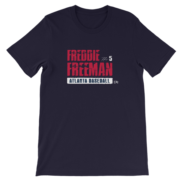 Freddie Freeman Atlanta Baseball T-Shirt
