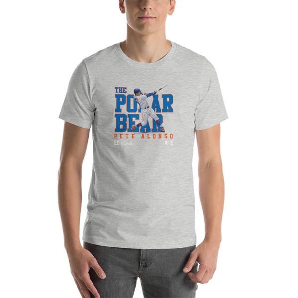 Pete Alonso Polar Bear T-Shirt