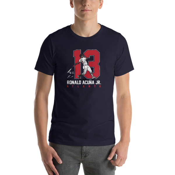 Ronald Acuna Jr. 13 T-Shirt