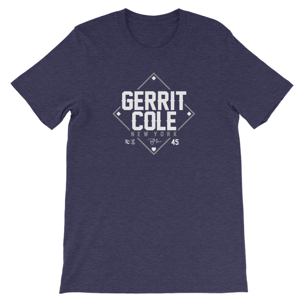 Gerrit Cole Baseball Diamond T-Shirt