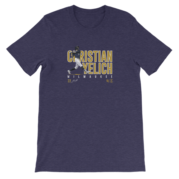 Christian Yelich Crush T-Shirt