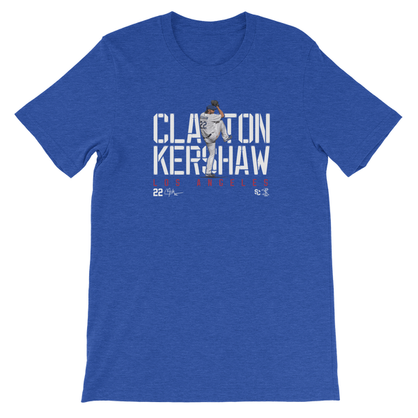 Clayton Kershaw Wind-Up T-Shirt