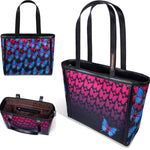 Dark Butterfly Tote Bag